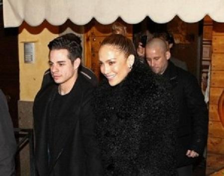 Дженннифер Лопес пришла к 26-летнему бой-френду