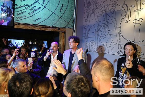 Грандиозное открытие караоке-бара Leps bar в Киеве (ФОТО)