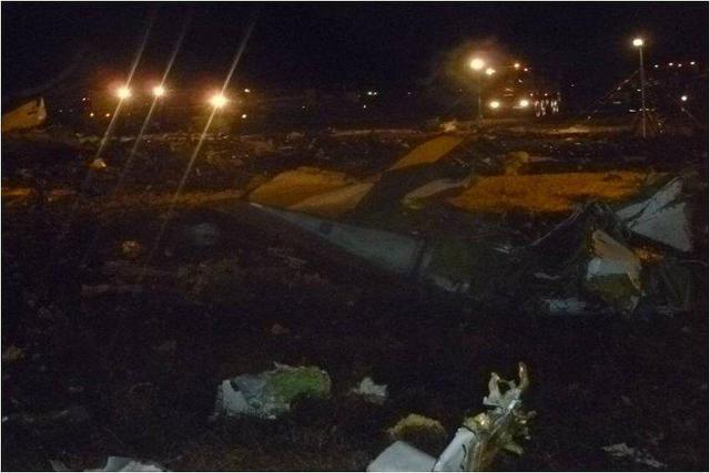 В авиакатастрофе в РФ умер сын главы Татарстана