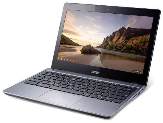 "11,6"" хромбук на Intel Haswell за $200: Acer C720-2848"
