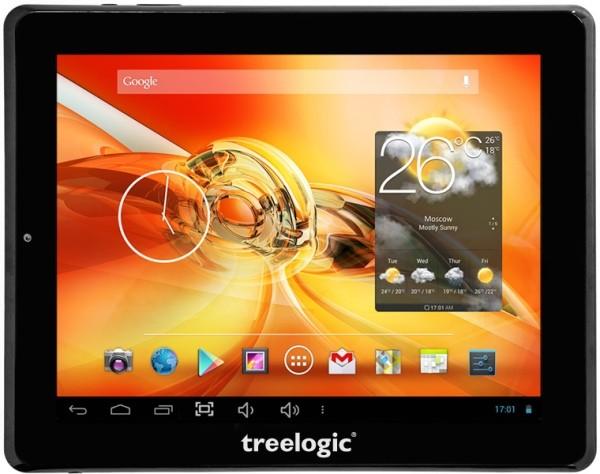 Планшетник в 2-ух версиях: Treelogic Brevis 971DC 3G