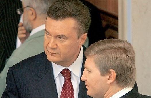 Конфликт между Ахметовым и Януковичем набирает обороты
