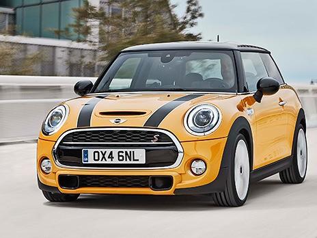 BWM представила новый Mini Cooper