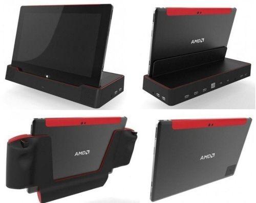 AMD Project Discovery: планшет на базе платформы Mullins