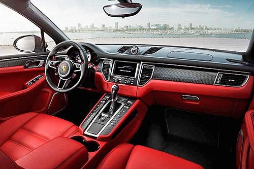 Официально представлен кроссовер Porsche Macan