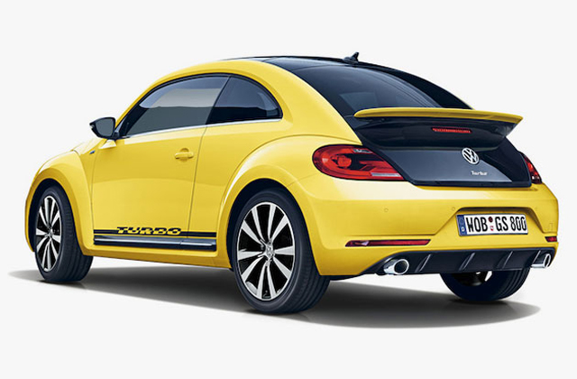 Первые фото Volkswagen The Beetle Racer