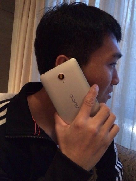 "Смартфон-гигант ZTE Nubia Z7 появился на ""живых"" фото"