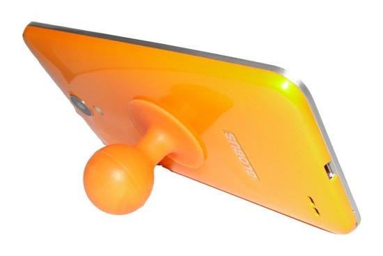 GlobusGPS GL-800: телефон с 6-ю задними дорожками