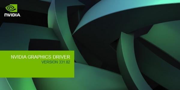 Набор драйверов 331.82 WHQL от NVIDIA