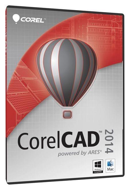 CorelCAD 2014 на русском от Corel