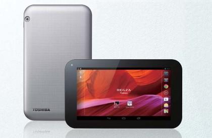 Японский анонс бюджетного планшета: Toshiba Regza AT374/28K