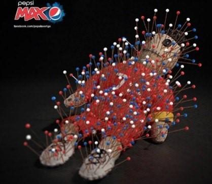 Pepsi извинилась перед Роналду за куклу вуду