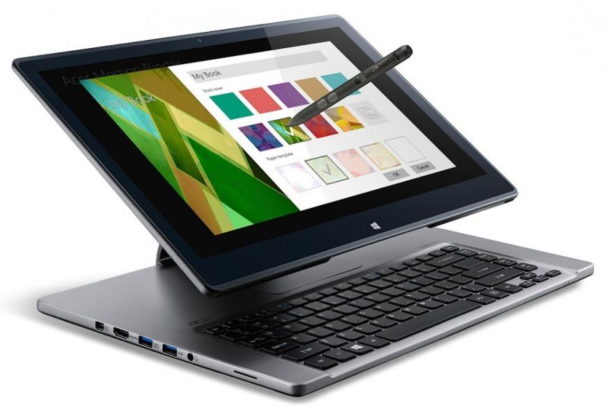 Модернизированный Acer Aspire R7 обрел Intel Haswell