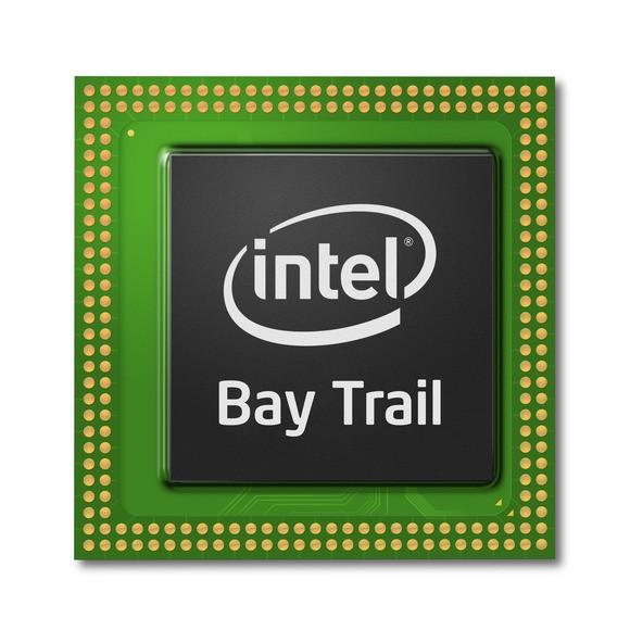 Планшеты с Bay Trail и 64-битной Android от Intel