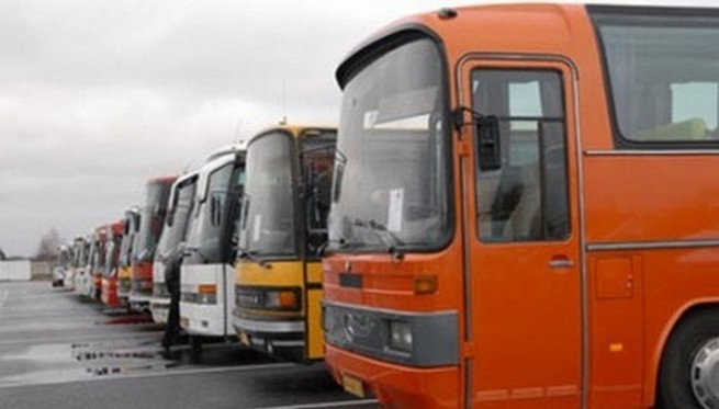 Перевозчиков лишат лицензий за поездку в Киев 24 декабря