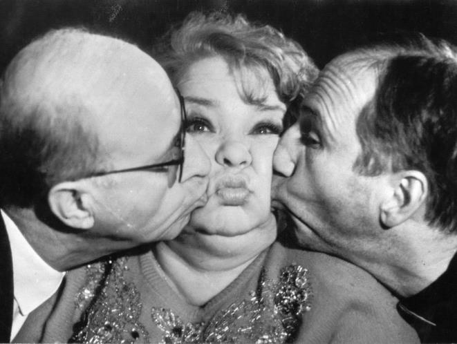 Актрисе Наталье Крачковской сегодня исполнилось 75 лет. ФОТО