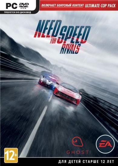 Стартовали продажи Need for Speed Rivals