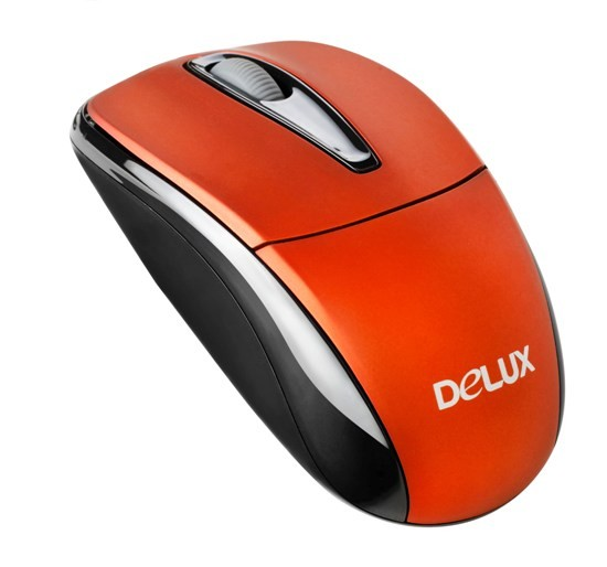 Delux: новая линейка беспроводных мышей M105