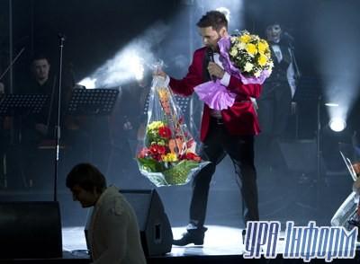 Виталий Козловский провел первый концерт без Кондратюка