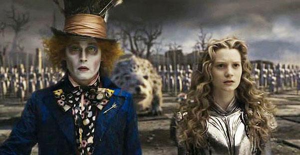 """Известна дата релиза """"Алисы в стране чудес-2"""""""