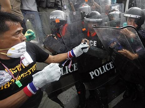 Жителей России просят отказаться от поездок в Бангкок