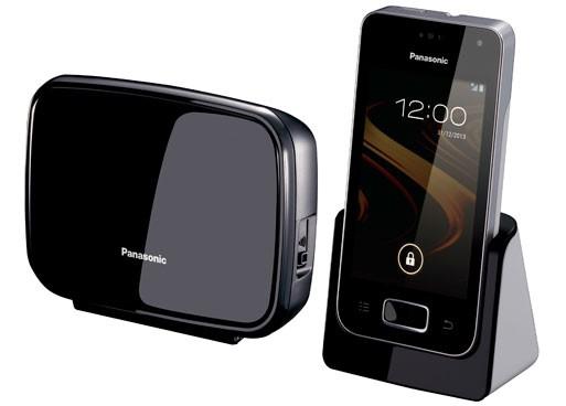 DECT-телефоны с перечнем возможностей телефона от Sony