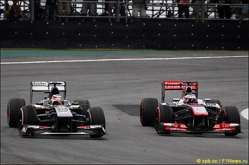 Стратегически важный осмотр: Гран При Бразилии