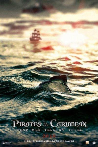 Некоторые слухи о свежих «Пиратах Карибского моря»