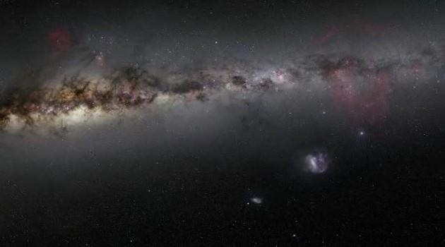 Астрологи сняли появление и гибель звезды