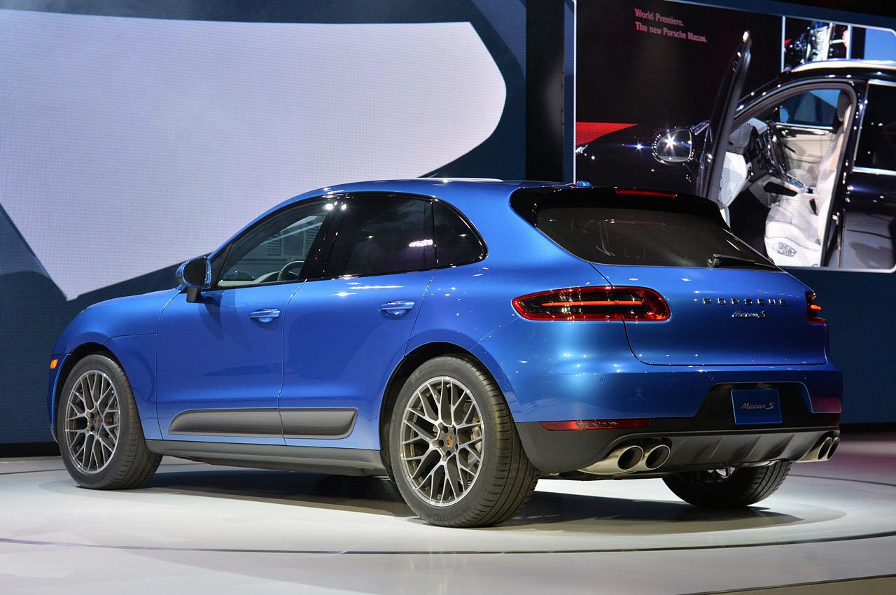 Известна цена кроссовера Porsche Macan для Украины