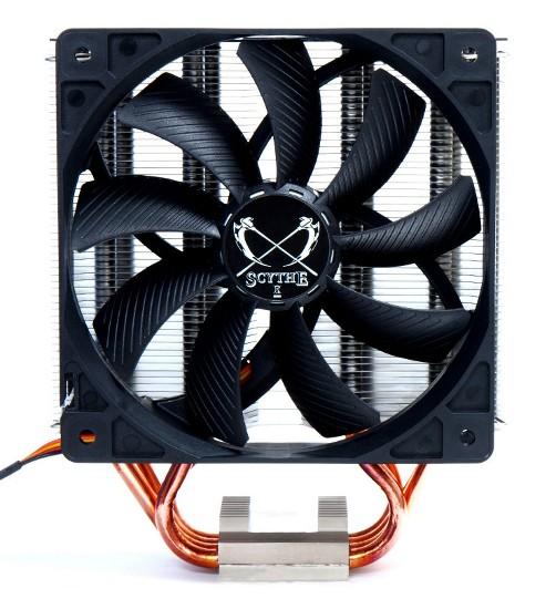 Микропроцессорный вентилятор Kotetsu от Scythe