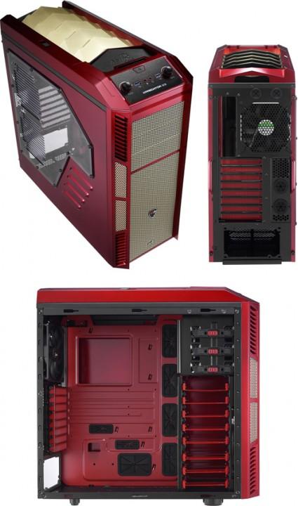Каркаса XPredator Avenger и XPredator X3 Avenger от Aerocool