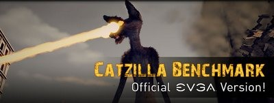 Бенчмарк Catzilla от EVGA доступен для свободной закачки
