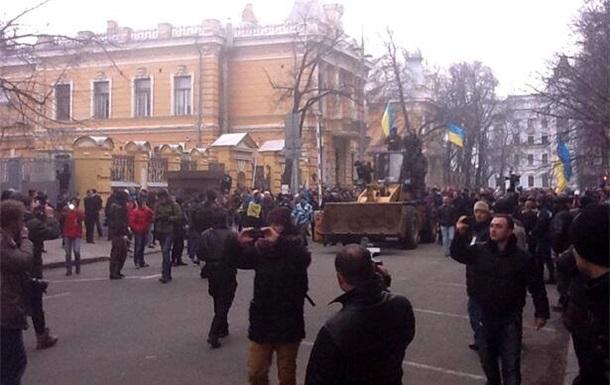 Обструкция никаким боком ни относится к штурму на Банковской