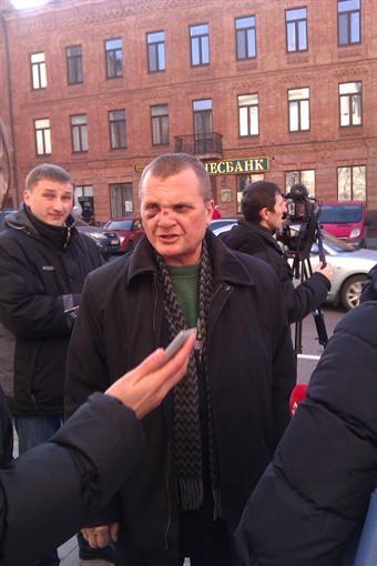 Днепропетровские активисты не доехали до Евромайдана в Киеве