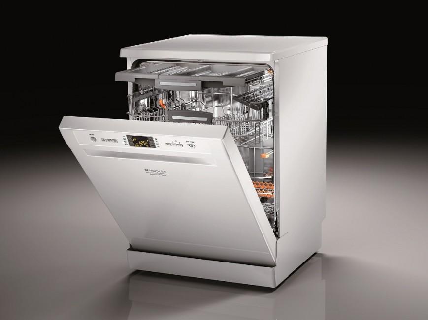 Следующее поколение посудомоечных автомашин от Hotpoint-Ariston