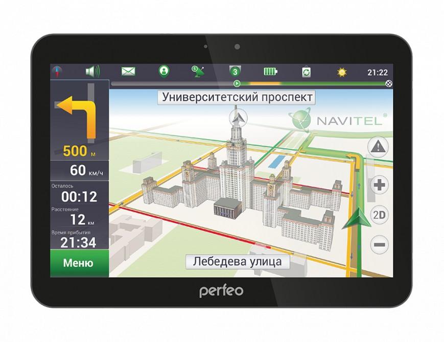 Планшетник Perfeo 1019-IPS сохраняет 2 SIM-карты