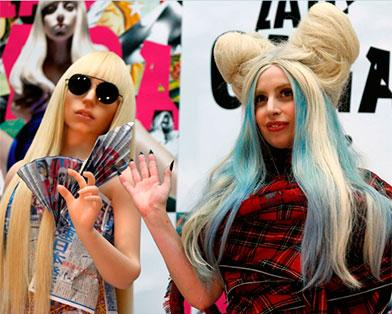 Жители страны восходящего солнца сделали куклу-копию в истинную величину Lady Gaga