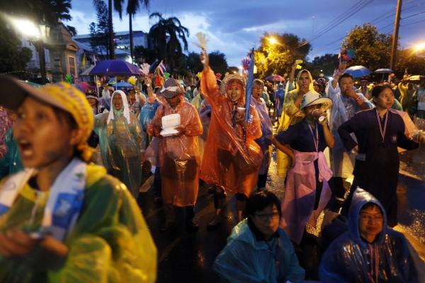 Обструкция в Таиланде назвала победу над правительством
