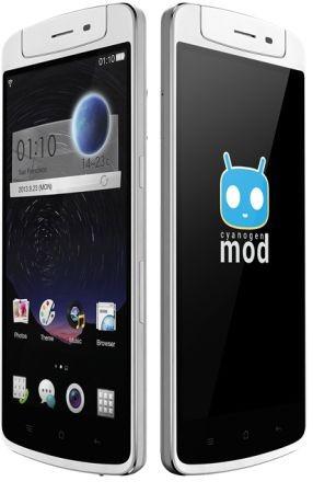 Данные о стоимости и начале продаж в Европе телефона Oppo N1
