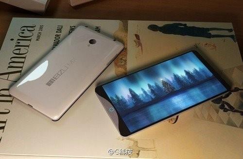 Насыщенность точек более 500ppi гарантирует телефон Meizu MX4G