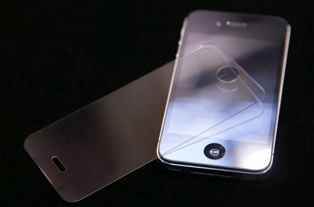 Эпл рассчитывает обработать дисплей Айфон 6 сапфирным стеклом