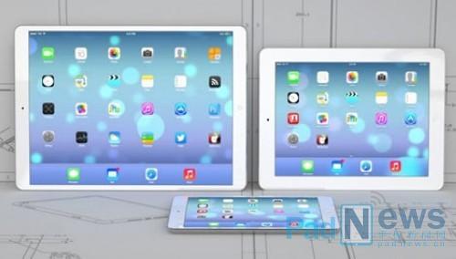 12,9-дюймовые iPod с разрешением 2K и 4K от Эпл