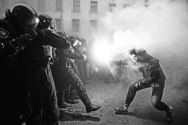 Главу милиции Киева допросили по делу о разгоне евромайдана