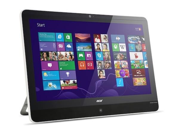 """21,5"""" жидкокристаллический телевизор для всей семьи: Acer Aspire Z3-600"""