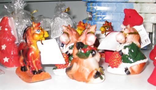 Выбор знака грядущего года: игрушки, статуэтки, свечки