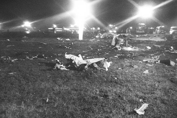 Опознаны все жертвы авиакрушения в Казани