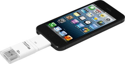 Внешний накопитель i-FlashDrive HD доступен в MERLION