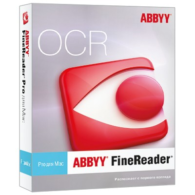 FineReader Pro для Mac от ABBYY