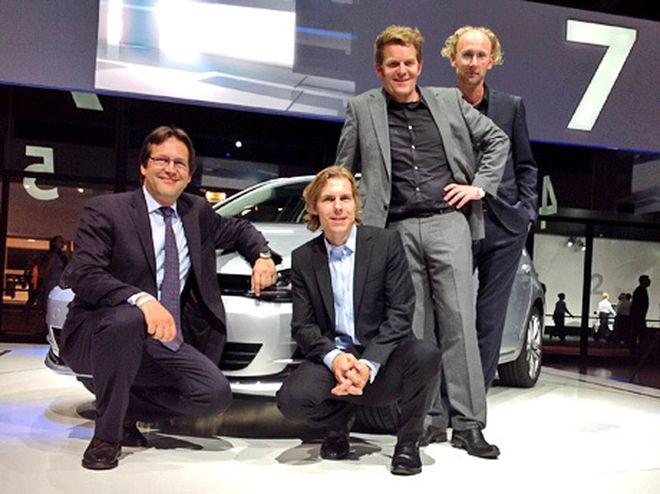 Шеф-дизайнером Audi станет создатель седьмого VW Golf